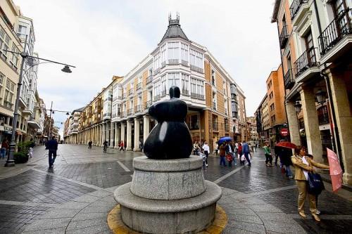 El estilo inconfundible de Palencia