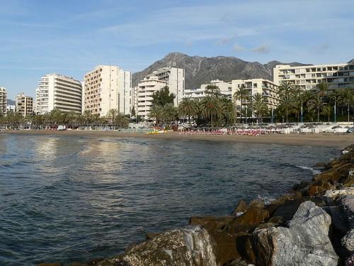 Viaje de placer a Marbella