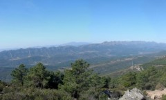 Sierras centrales de Badajoz