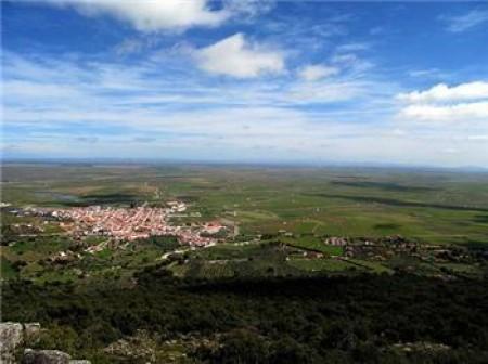 Llanos de Cáceres y zonas de influencia