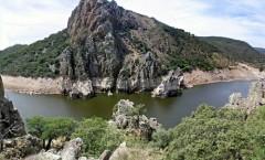 Observación de aves en el Parque Nacional de Monfragüe