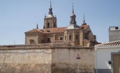 La villa histórica de Orgaz