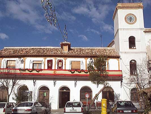 Santa Cruz de la Zarza