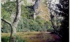 Montes Obarenes - San Zadornil: auténtico murallón natural