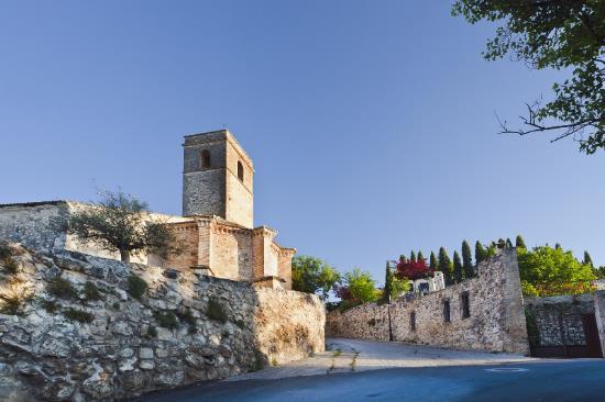 El jardín de la Alcarria: Brihuega
