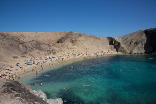 Escápate a Lanzarote