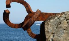 San Sebastián: recorrido a través de los ojos de Chillida
