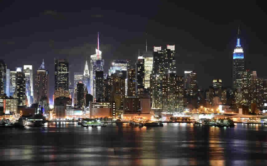 Disfruta de un crucero desde New York City