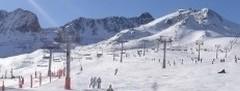 ¿Hacer esquí en los Pirineos para principiantes?