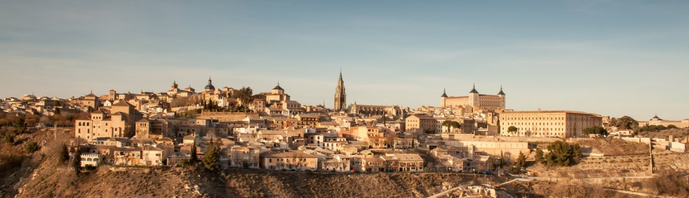 Senderismo por Toledo