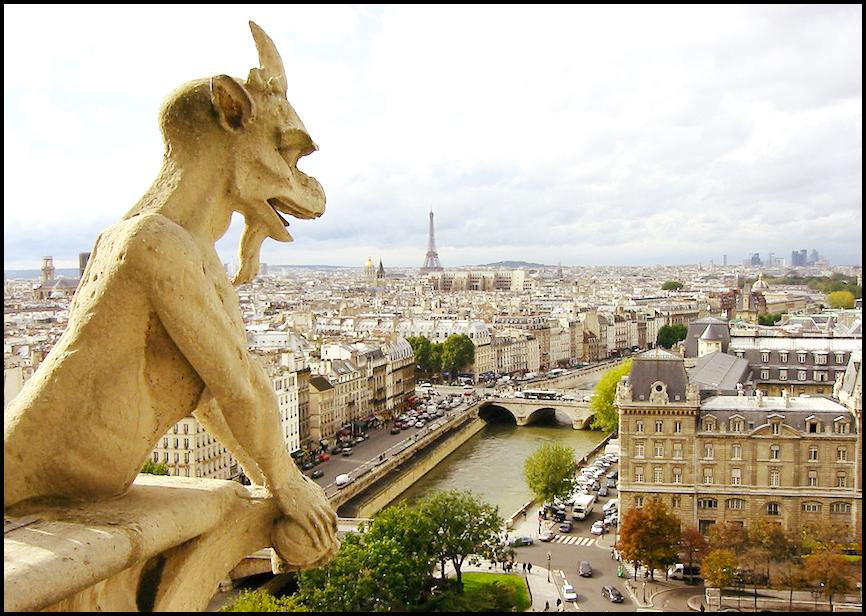 Subida a lo alto de Notre Dame, imprescindible en París