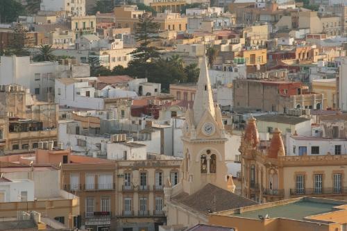 Melilla: estilo modernista con toque clásico