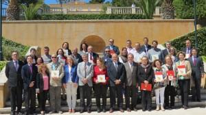 Platja d'Aro consigue la distinción de destino de turismo familiar, otorgada por la Generalitat de Catalunya