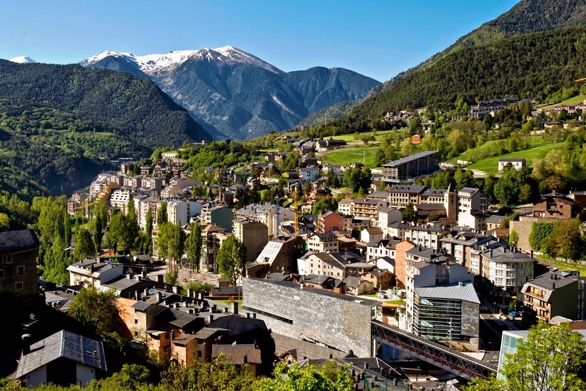 Andorra, el lugar para desconectar