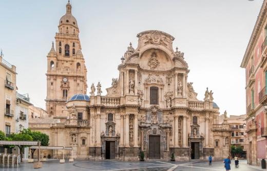 ¿Qué ver en Murcia?